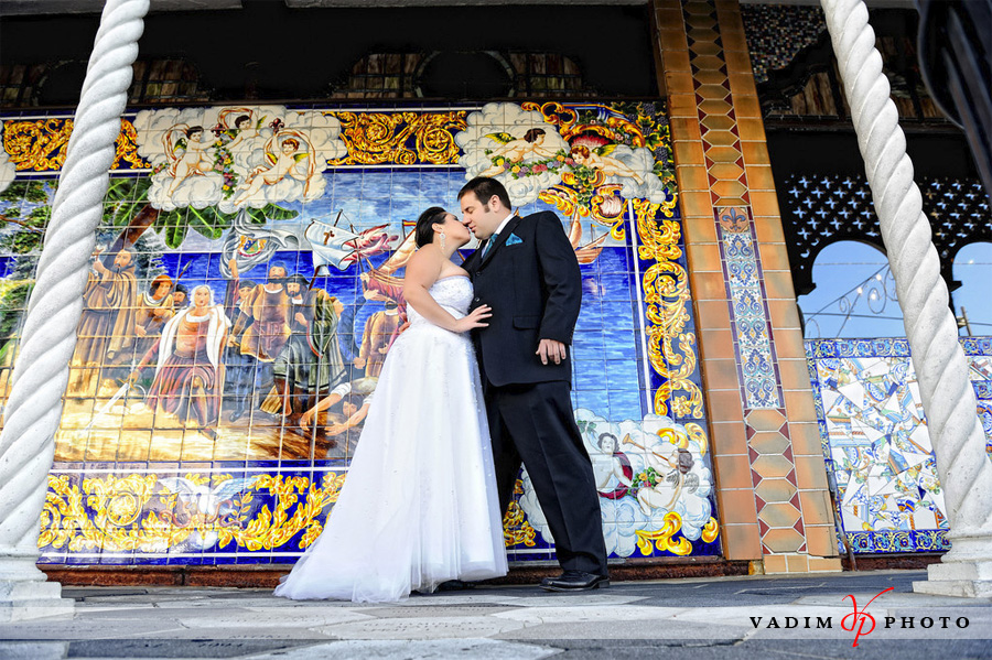 Ybor City Wedding Pictures Angela Monti 1
