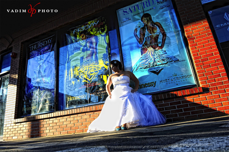 Ybor City Wedding Pictures Angela Monti 4