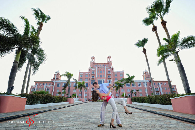 Don Cesar Engagement Pictures Lindsey Ronnie 1