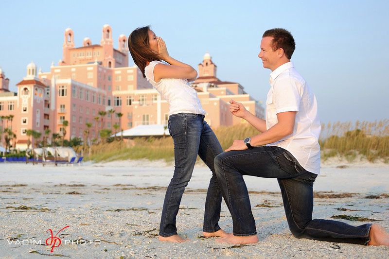 Don Cesar Engagement Pictures Lindsey Ronnie 14